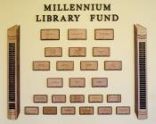 Custom Library Donor Recognition Campaign